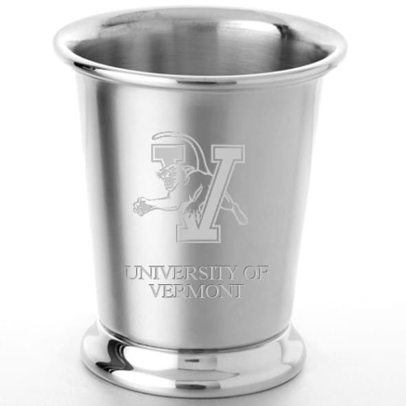 UVM Pewter Julep Cup - Image 2