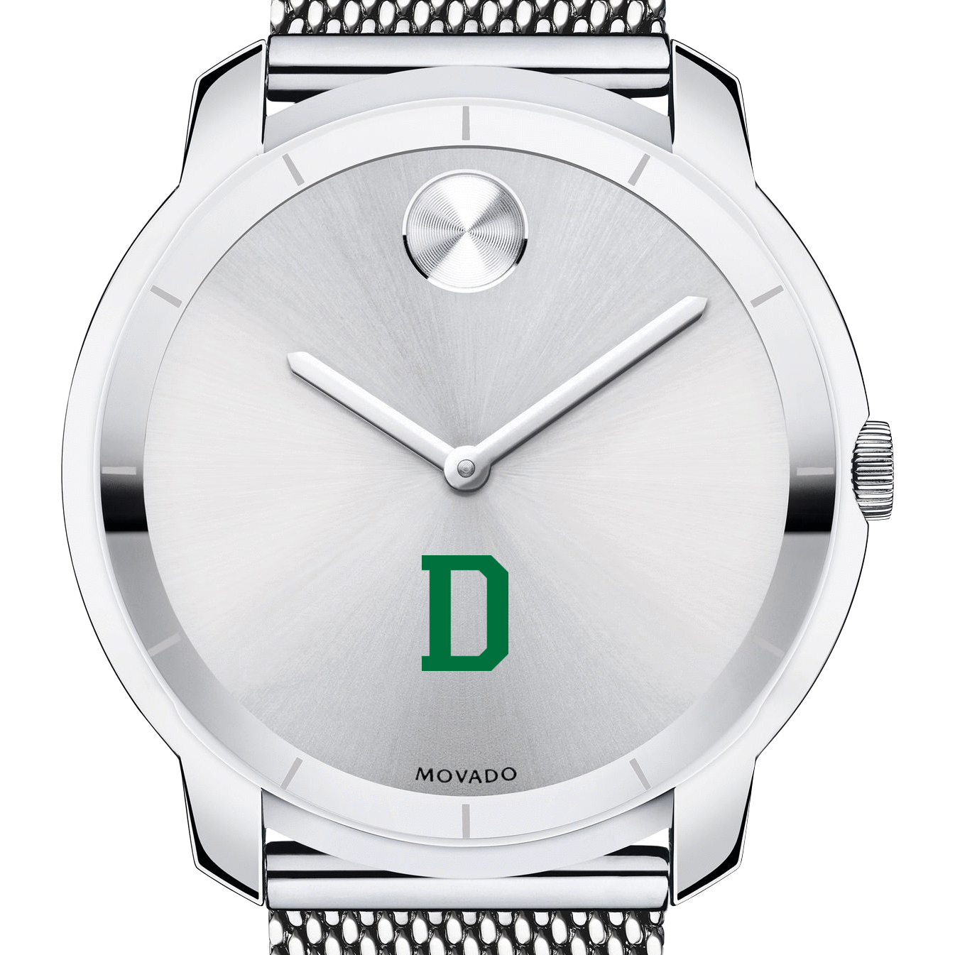 Dartmouth College Men's Movado Stainless Bold 44