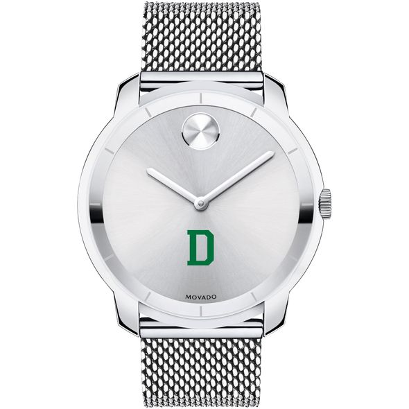 Dartmouth College Men's Movado Stainless Bold 44 - Image 2