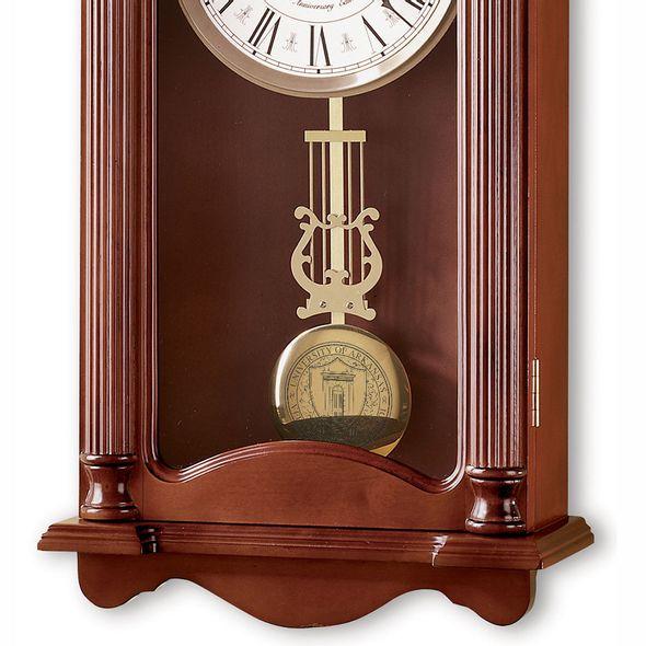 University of Arkansas Howard Miller Wall Clock - Image 2