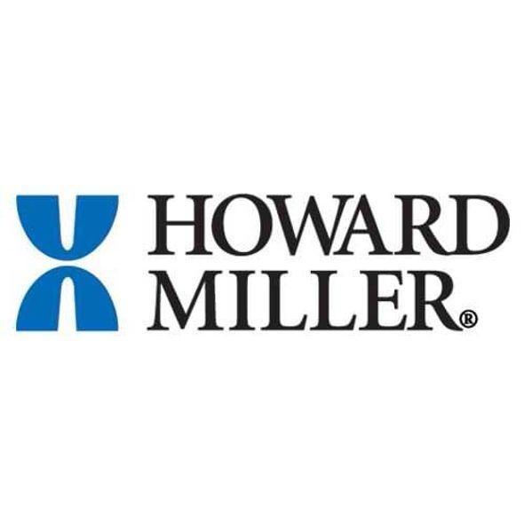 University of Arkansas Howard Miller Wall Clock - Image 3