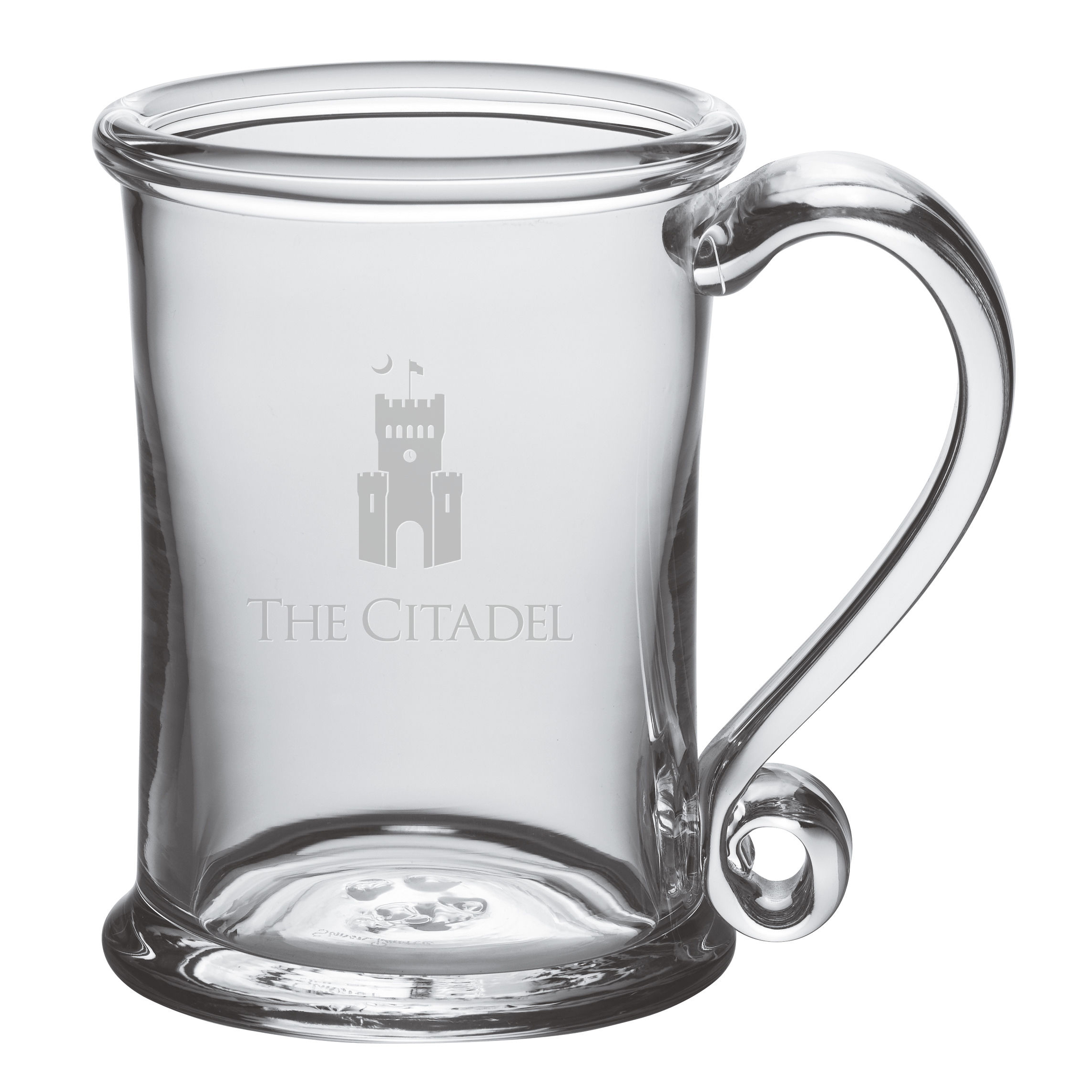 Citadel Glass Tankard by Simon Pearce
