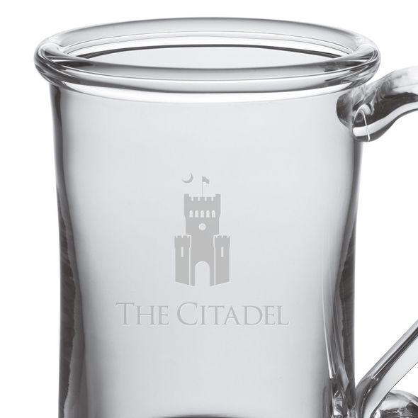 Citadel Glass Tankard by Simon Pearce - Image 2