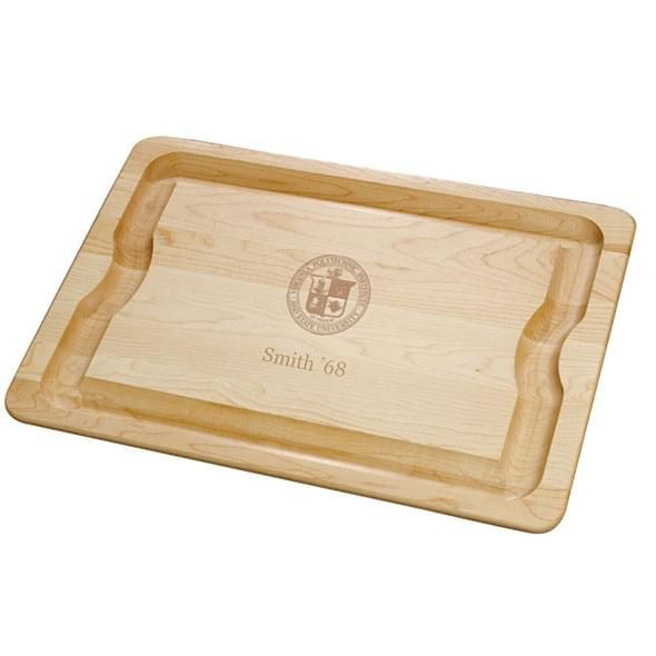 Virginia Tech Maple Cutting Board