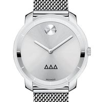 Delta Delta Delta Women's Movado Stainless Bold 36