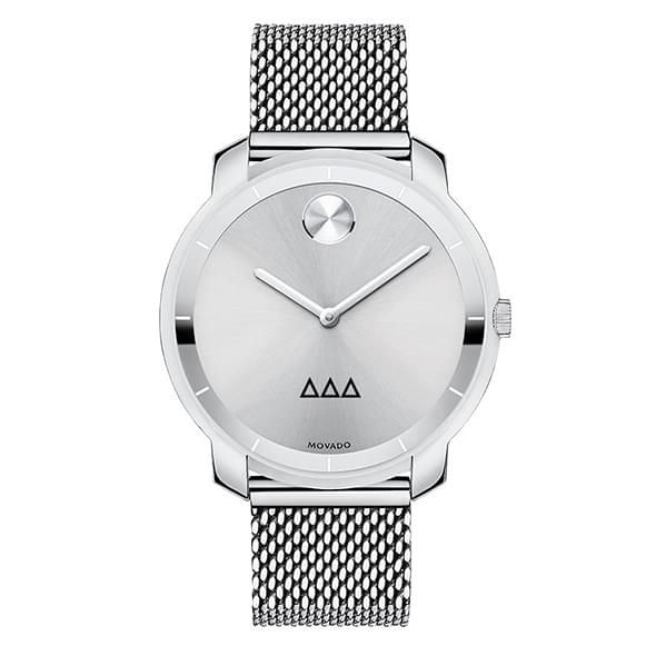 Delta Delta Delta Women's Movado Stainless Bold 36 - Image 2
