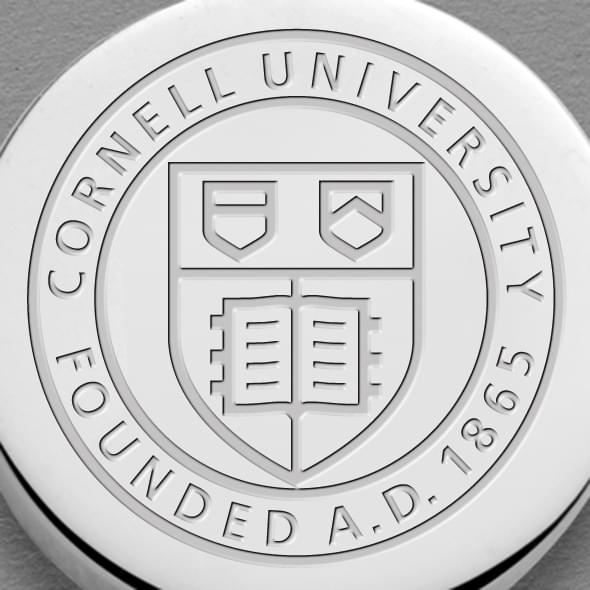 Cornell Sterling Silver Individual Charm - Image 2