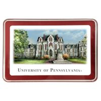 Penn Eglomise Paperweight