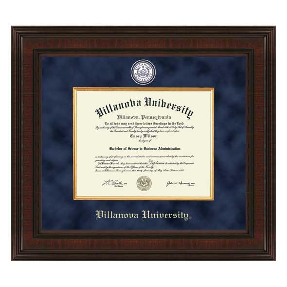 Villanova University Diploma Frame - Excelsior