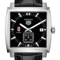 Brown University TAG Heuer Monaco with Quartz Movement for Men