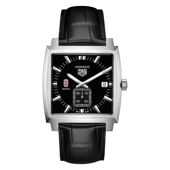 Brown University TAG Heuer Monaco with Quartz Movement for Men - Image 2