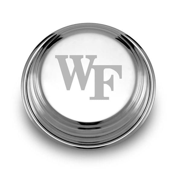 Wake Forest Pewter Paperweight - Image 1