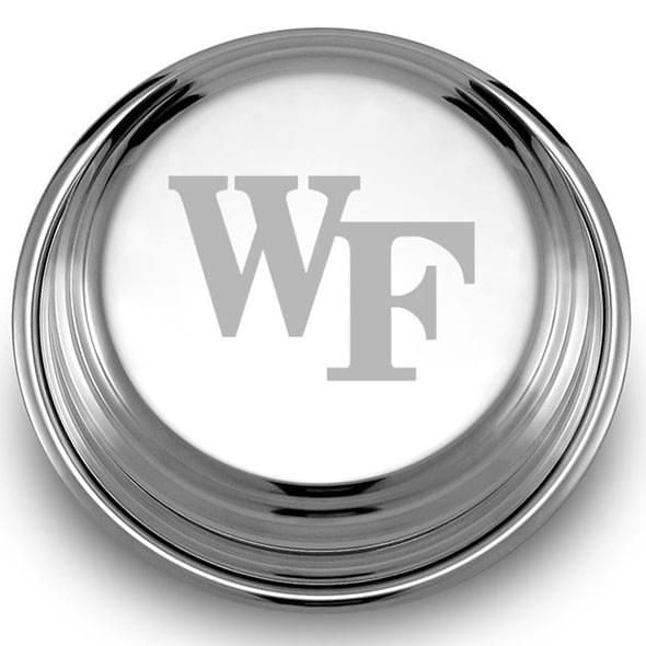 Wake Forest Pewter Paperweight - Image 2