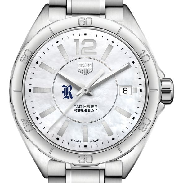 Rice University Women's TAG Heuer Formula 1 with MOP Dial