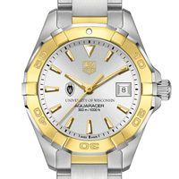 Wisconsin Women's TAG Heuer Two-Tone Aquaracer
