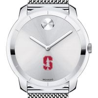 Stanford University Men's Movado Stainless Bold 44