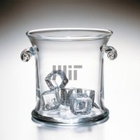 MIT Glass Ice Bucket by Simon Pearce
