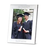 Villanova Polished Pewter 5x7 Picture Frame
