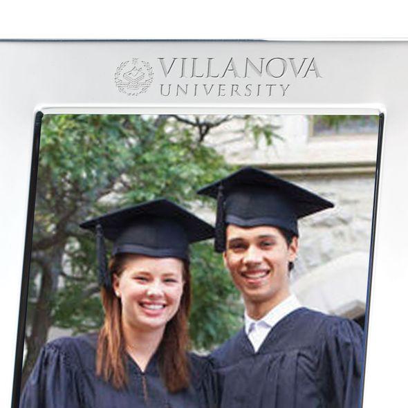 Villanova Polished Pewter 5x7 Picture Frame - Image 2