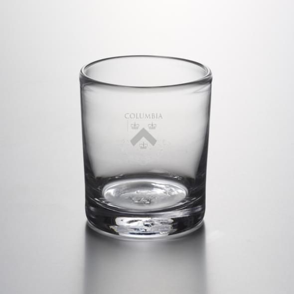 Columbia Double Old Fashioned Glass by Simon Pearce