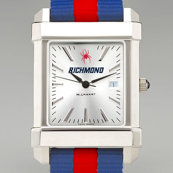 University of Richmond Collegiate Watch with NATO Strap for Men - Image 1