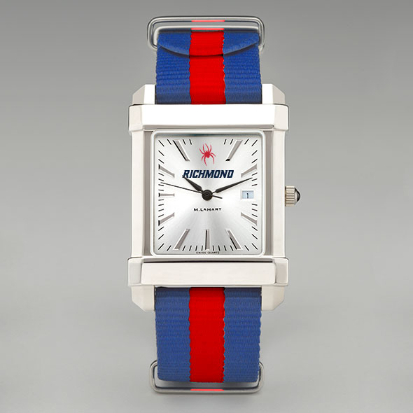 University of Richmond Collegiate Watch with NATO Strap for Men - Image 2