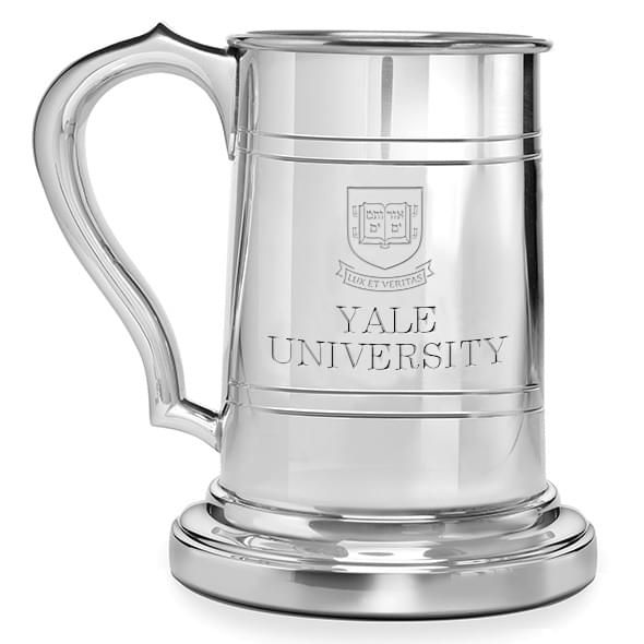 Yale Pewter Stein - Image 1