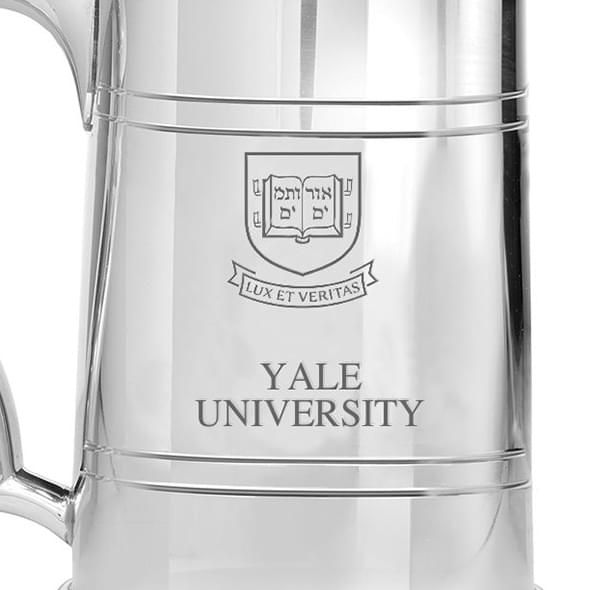 Yale Pewter Stein - Image 2