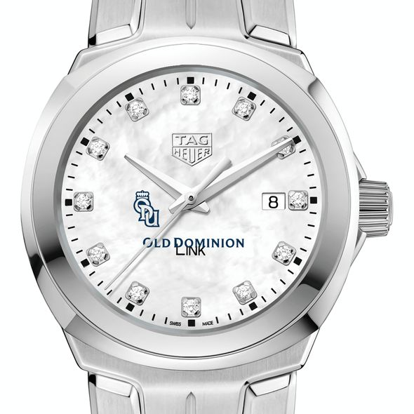 Old Dominion TAG Heuer Diamond Dial LINK for Women