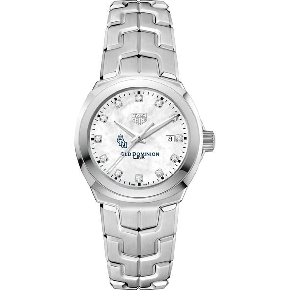 Old Dominion TAG Heuer Diamond Dial LINK for Women - Image 2