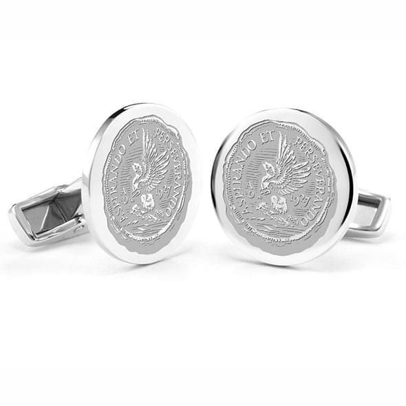 Avon Old Farms Cufflinks in Sterling Silver - Image 1