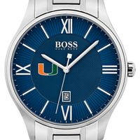 University of Miami Men's BOSS Classic with Bracelet from M.LaHart