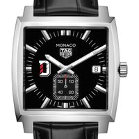 Davidson College TAG Heuer Monaco with Quartz Movement for Men