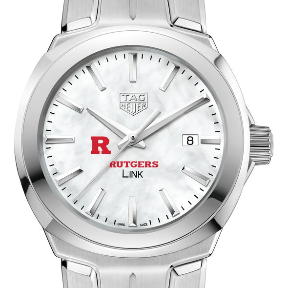 Rutgers University TAG Heuer LINK for Women
