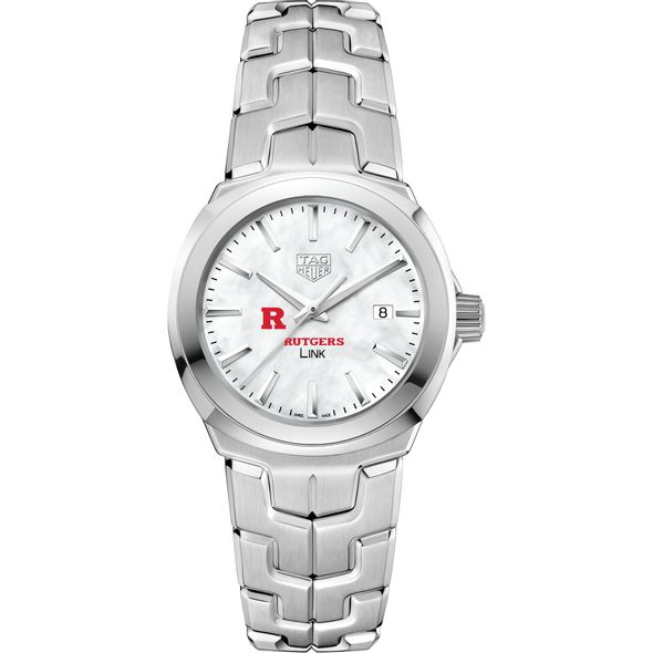 Rutgers University TAG Heuer LINK for Women - Image 2
