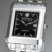 Loyola Men's Black Quad with Bracelet