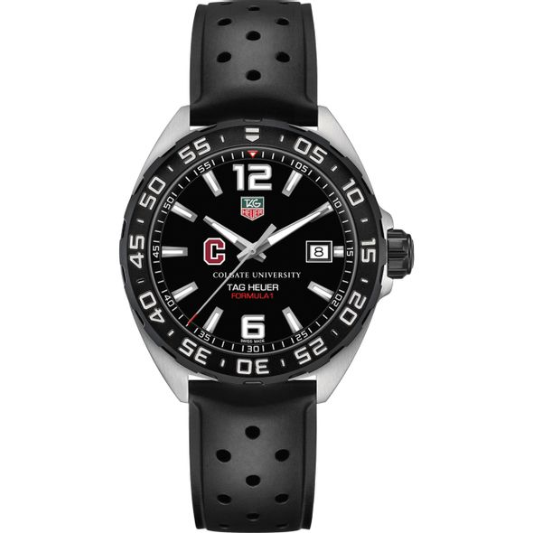Colgate University Men's TAG Heuer Formula 1 with Black Dial - Image 2