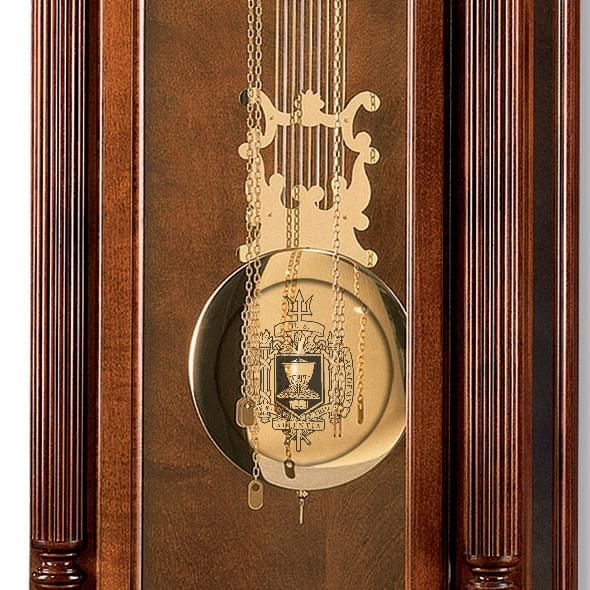 Naval Academy Howard Miller Grandfather Clock - Image 2