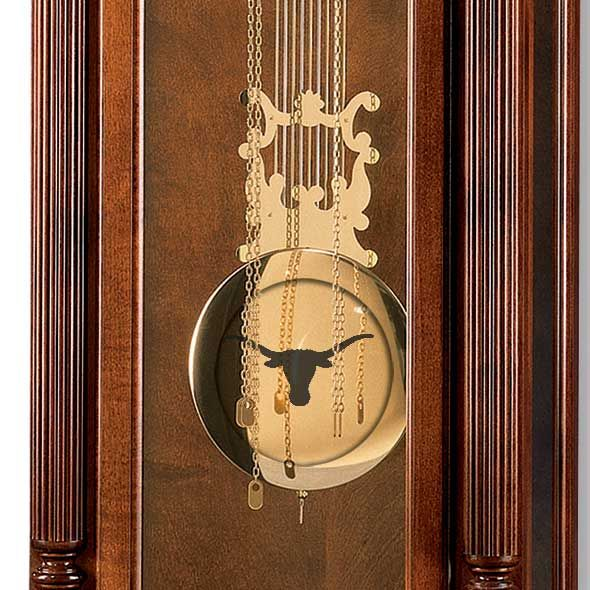 University of Texas Howard Miller Grandfather Clock - Image 2