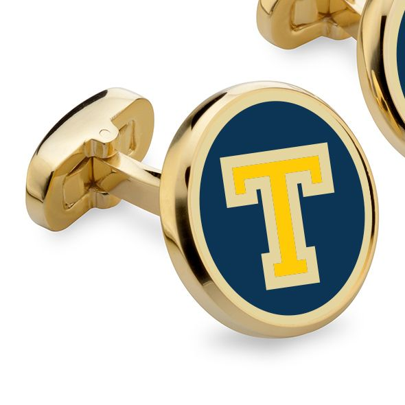 Trinity College Enamel Cufflinks - Image 2
