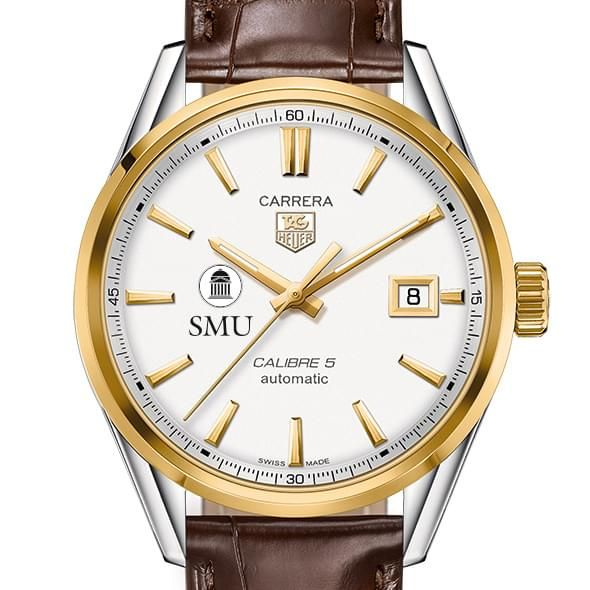 SMU Men's TAG Heuer Two-Tone Carrera with Strap