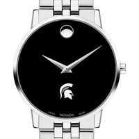 Michigan State University Men's Movado Museum with Bracelet