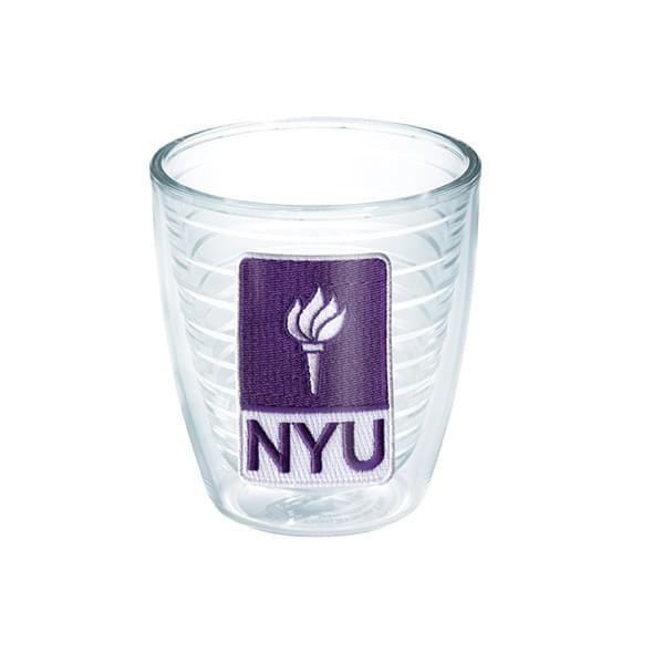 NYU 12 oz. Tervis Tumblers - Set of 4