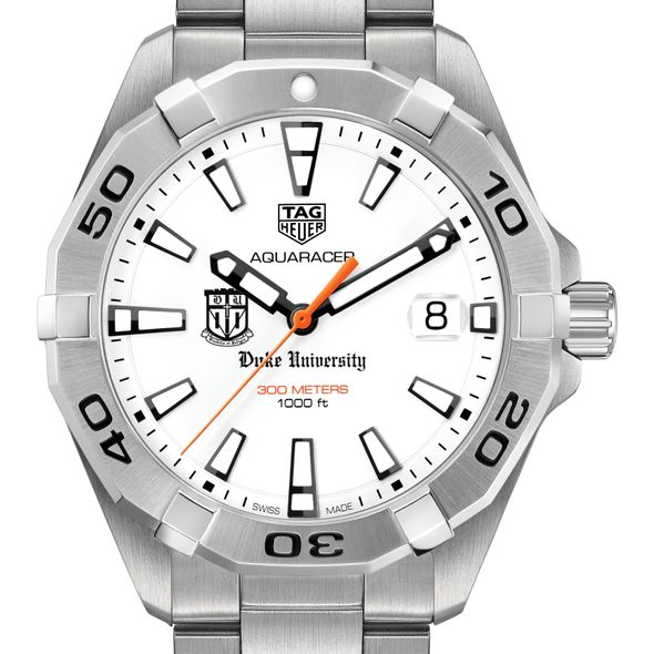 Duke University Men's TAG Heuer Steel Aquaracer