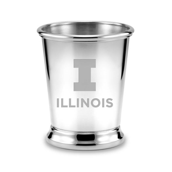 University of Illinois Pewter Julep Cup