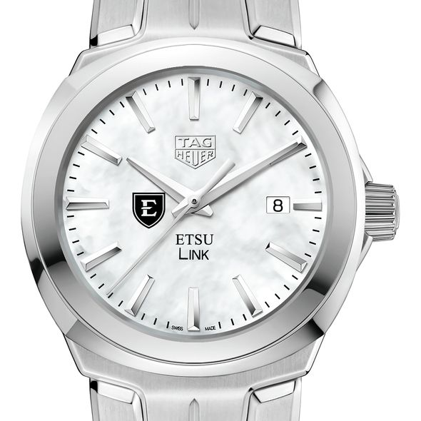 East Tennessee State University TAG Heuer LINK for Women