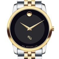 Florida State Men's Movado Two-Tone Museum Classic Bracelet