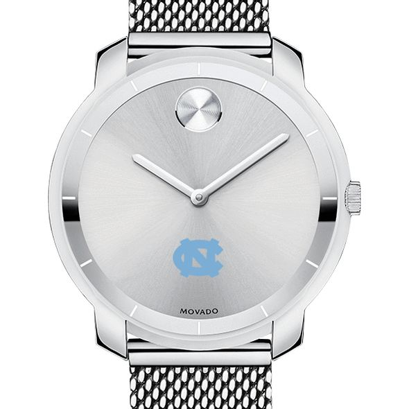 University of North Carolina Women's Movado Stainless Bold 36