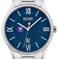 New York University Men's BOSS Classic with Bracelet from M.LaHart