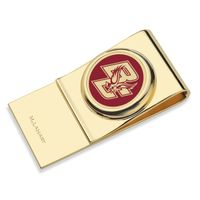 Boston College Enamel Money Clip